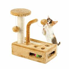 Etna Pretty Kitty Complete Play Gym Cat Scratching Post