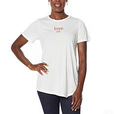 Evryday Jane Love Logo Tee