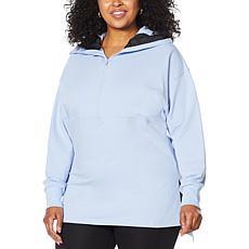 Evryday Jane Travel Hooded Pullover