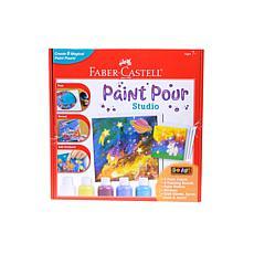 Faber-Castell Do Art Paint Pour Studio Set