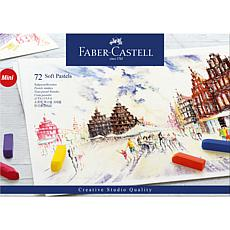 Faber-Castell Goldfaber Studio Soft Pastels Set of 72