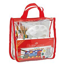 Faber-Castell Young Artist Learn to Paint Set each