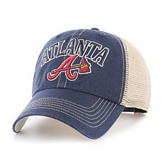 Fan Favorite Atlanta Braves MLB Aliquippa Adjustable Hat