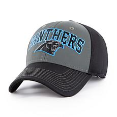 Fan Favorite Carolina Panthers NFL Script Adjustable Hat
