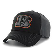 Fan Favorite Cincinnati Bengals NFL Blackball Adjustable Hat
