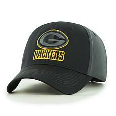 Fan Favorite Green Bay Packers NFL Blackball Adjustable Hat