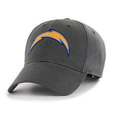 Fan Favorite Los Angeles Chargers NFL Grey Classic Adjustable Hat