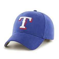Fan Favorite Texas Rangers MLB Classic Adjustable Hat