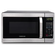 Farberware Classic .7 Cu Ft 700-Watt Microwave Oven- Brushed Stainless