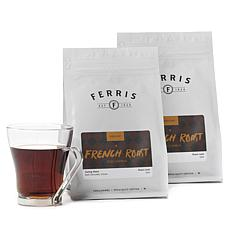 Ferris Company Ground French Roast Decaf Coffee 2pk