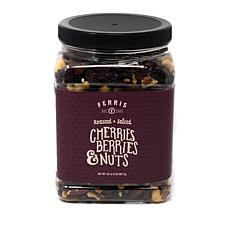 Ferris Company Roasted and Salted Cherries, Berries & Nuts 32 oz. Jar