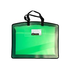 """Filexec 18"""" x 24"""" My Carry All Tote Bag (Lime)"""