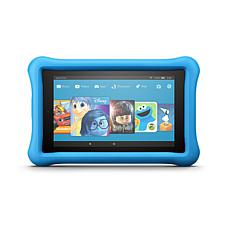 "Fire 7"" Kids Edition 16GB Tablet with Kid-Proof Case and Snoopy eBooks"