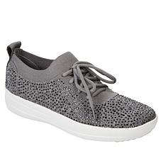 FitFlop F-Sporty ÜBERKNIT™ Crystal Slip-On Sneaker