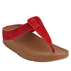 FitFlop Isabelle Crystal Toe Post Sandal