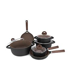 Fleischer and Wolf Cohiba 10pc Nonstick Cookware Set