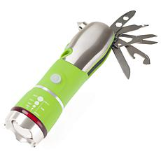 Fleming Supply Multi-Tool LED Flashlight
