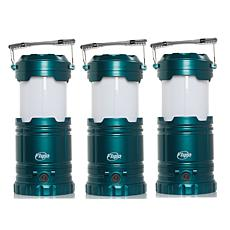 Flipo 3-in-1 Flame Glo Lantern 3-pack