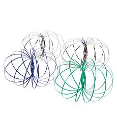 Flipo Mixed Kinetic Koils Set of 4