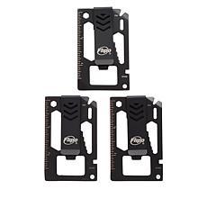 Flipo Money Clip Multi-Tool Set of 3