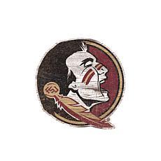 Florida State Distressed Logo Cutout Sign
