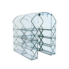 FlowerHouse HarvestHouse Pro All-in-One Greenhouse