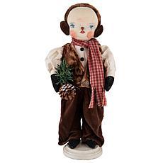 Forrest Snowman Figurine