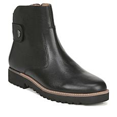Franco Sarto Chevelle Water-Resistant Leather Bootie