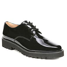 Franco Sarto Conroe Patent Lace-Up Oxford