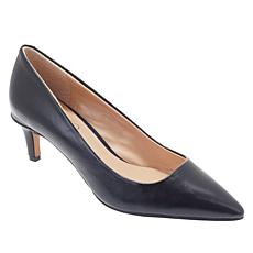 Franco Sarto Duran Leather Pointed-Toe Pump