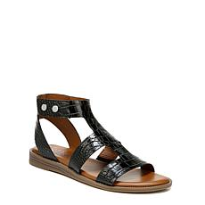 Franco Sarto Genevia Embossed Gladiator Sandal