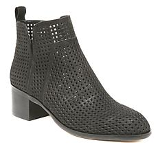 Franco Sarto Richland Perforated Nubuck Leather Bootie