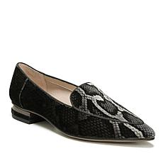 Franco Sarto Starland Pointed-Toe Print Slip-On Loafer