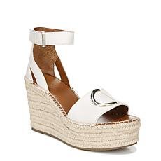 Franco Sarto Touch Leather Espadrille