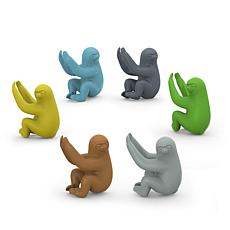 Fred and Friends Social Climbers Sloth Drink Markers