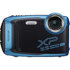 Fujifilm FinePix XP140 16.4MP Digital Camera - Blue