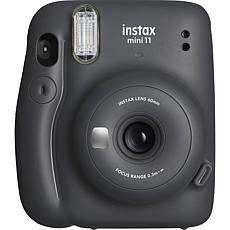 Fujifilm Instax Mini 11 Instant Camera - Charcoal Gray