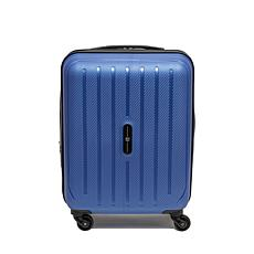 "FUL Pure 21"" Carry-On Rolling Suitcase - Blue"