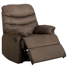 Furniture of America Danielle Microfiber Recliner