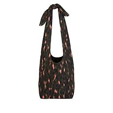 G by Giuliana Fabric Knot Top Tote Bag