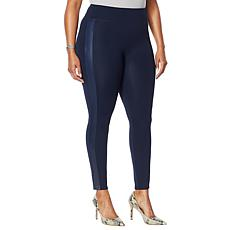 G by Giuliana Jet Set G Legging with Side Stripe