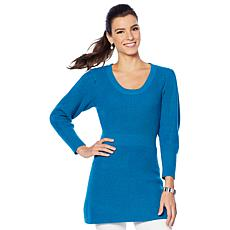 G by Giuliana Peplum Sweater