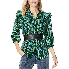 G by Giuliana Pullover Easy Blouse