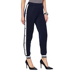 G by Giuliana Side Snap Jogger