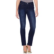 G by Giuliana Slim Straight Jean