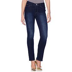 G by Giuliana Slim Straight Jean