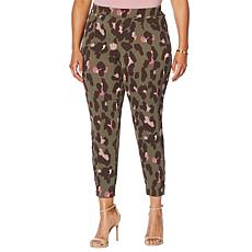 G by Giuliana Woven Ankle Pant