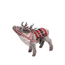 Gallerie II Lapland Reindeer Figurine