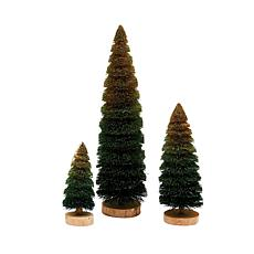 Gallerie II Ombre Tree Set of 3