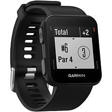 Garmin  Approach® S10 GPS Black Golf Watch